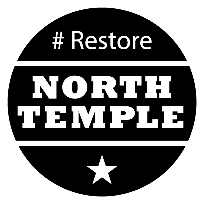Restore NorthTemple Outlined