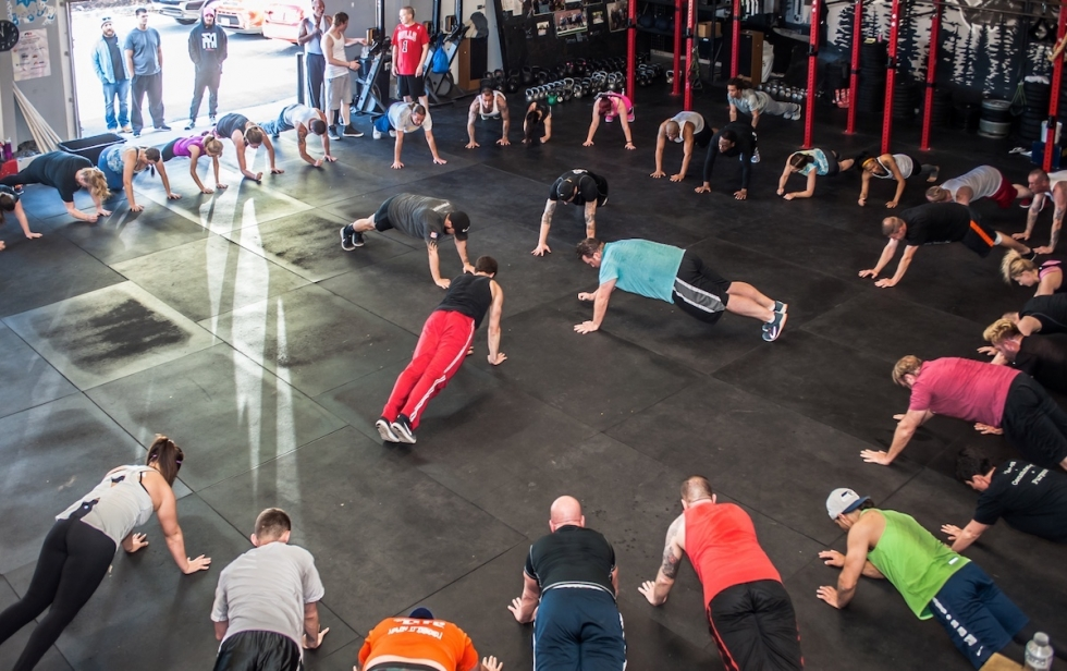 Non-profit gym helps people stay sober