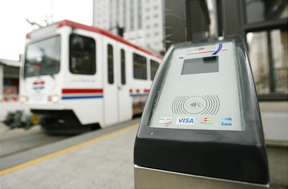 FAREPAY offers reduced public transit fares