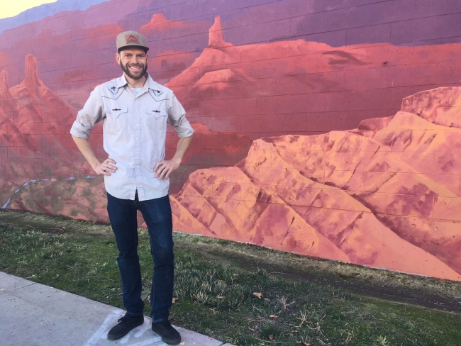 Artist pays homage to vast beauty of Bears Ears