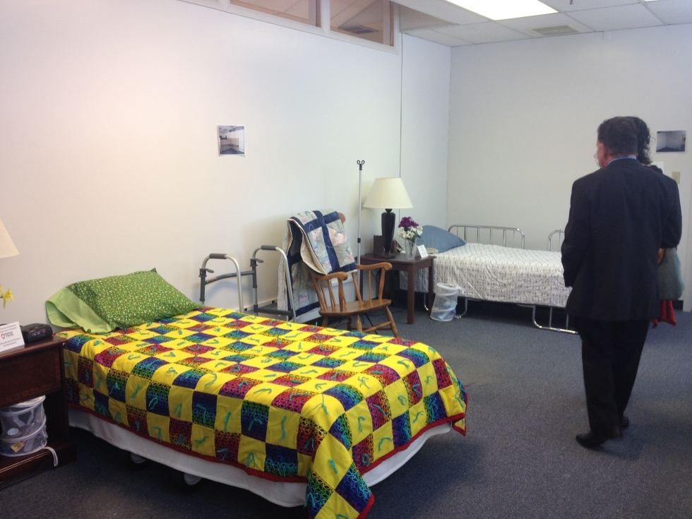 The 20-bed hospice house will provide fresh clothing, bedding, meals, activities, and emotional and spiritual support to homeless individuals in their final days, weeks or months. The INN Between is accepting financial and item donations.