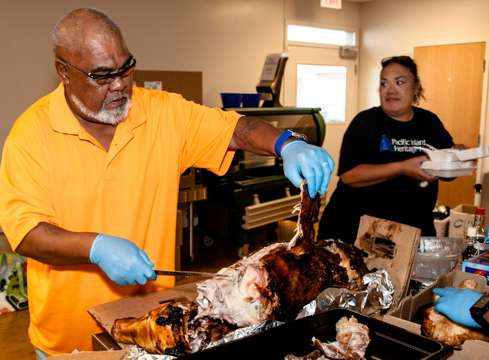 Pacific Islanders celebrate culture and tackle tough issues during PI Heritage Month