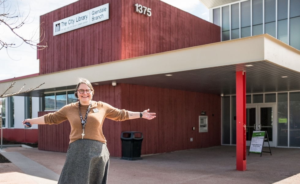 City libraries welcome everyone back after long COVID shutdown