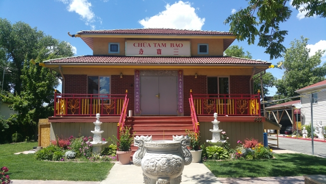 Buddhist Temple serves Salt Lake Valley Vietnamese community