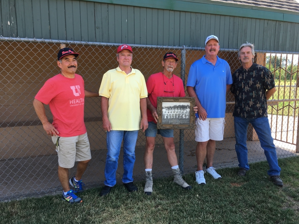 Rose Park boasts proud baseball heritage