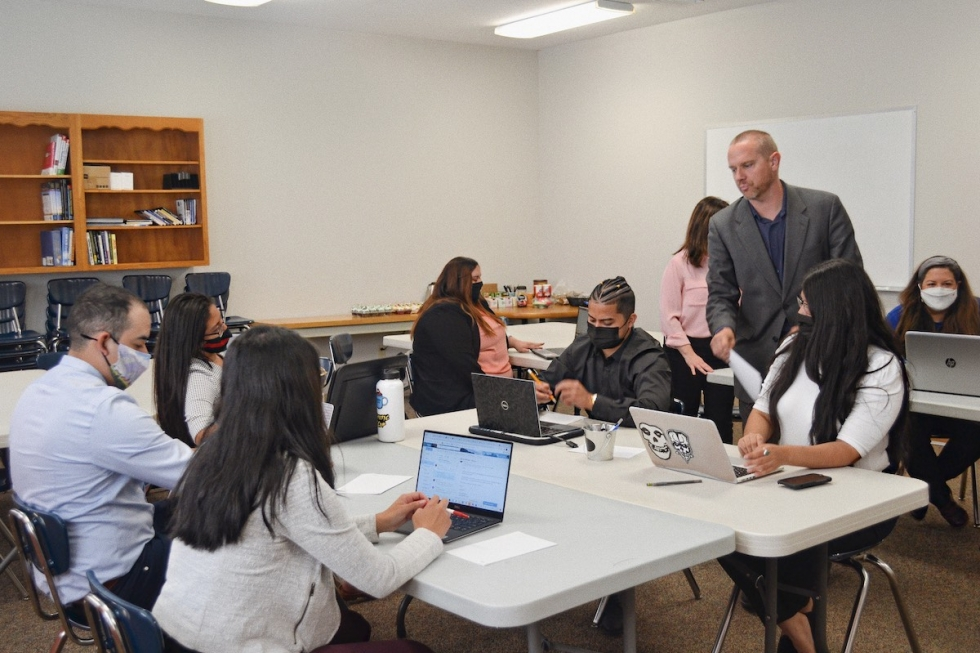 Suazo Center provides bilingual assistance to new businesses