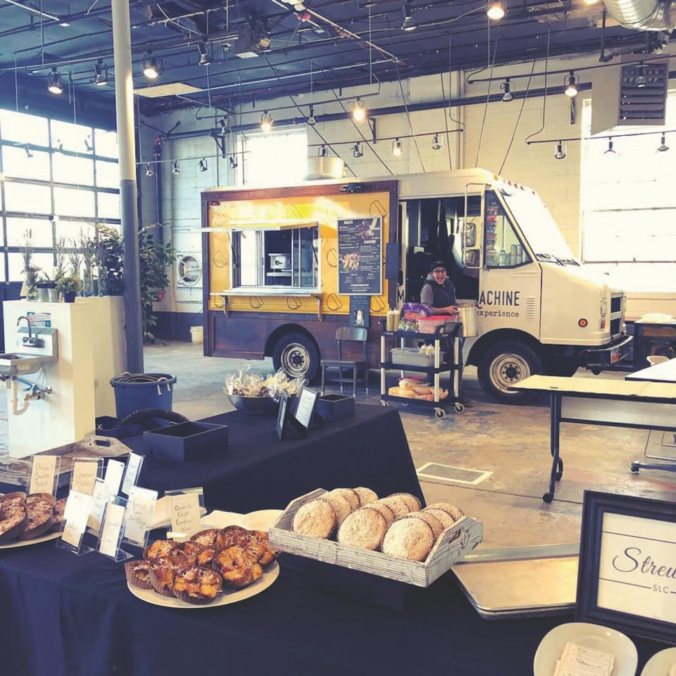 Square Kitchen supports emerging food businesses and serves as a community gathering space on SLC's west side