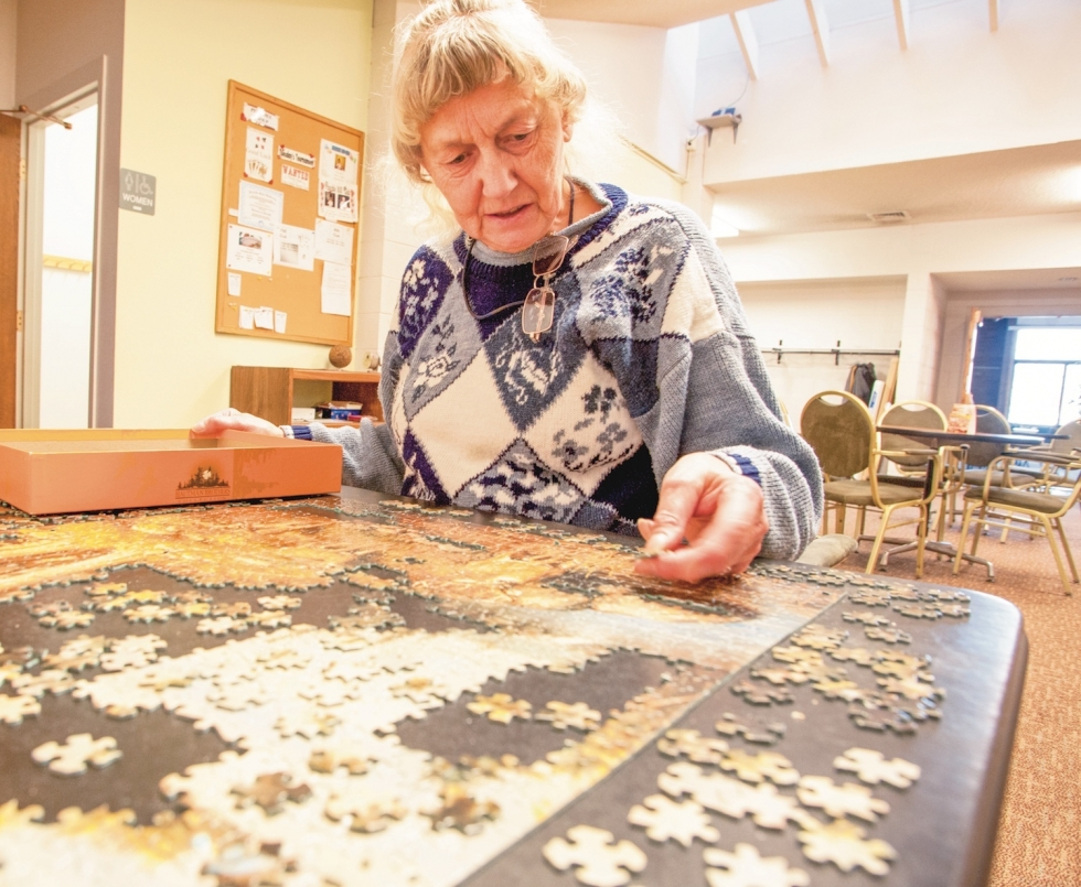 Westside Senior Center offers fun activities for older adults
