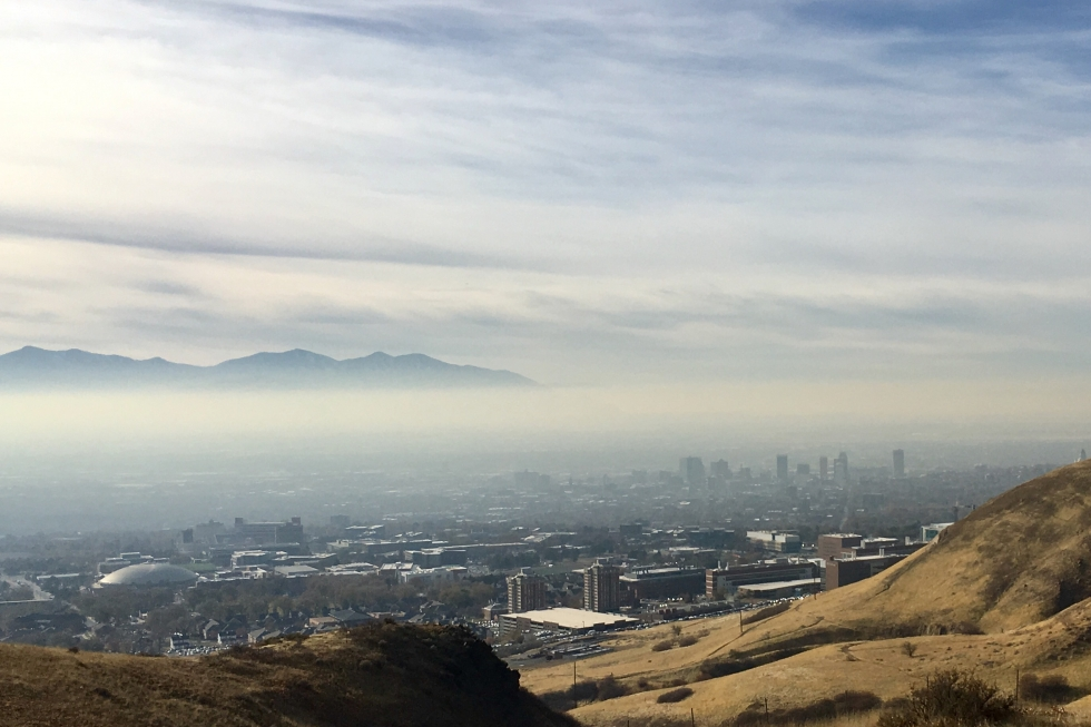 Air quality project measures pollution in one of the fastest developing areas in the nation – the Wasatch Front