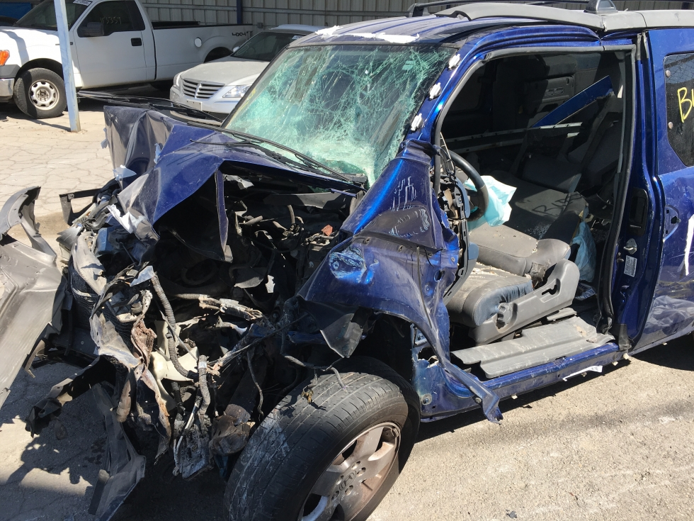 Goal setting helps woman heal from traumatic car accident
