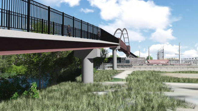 Jordan River Parkway Trail nears completion
