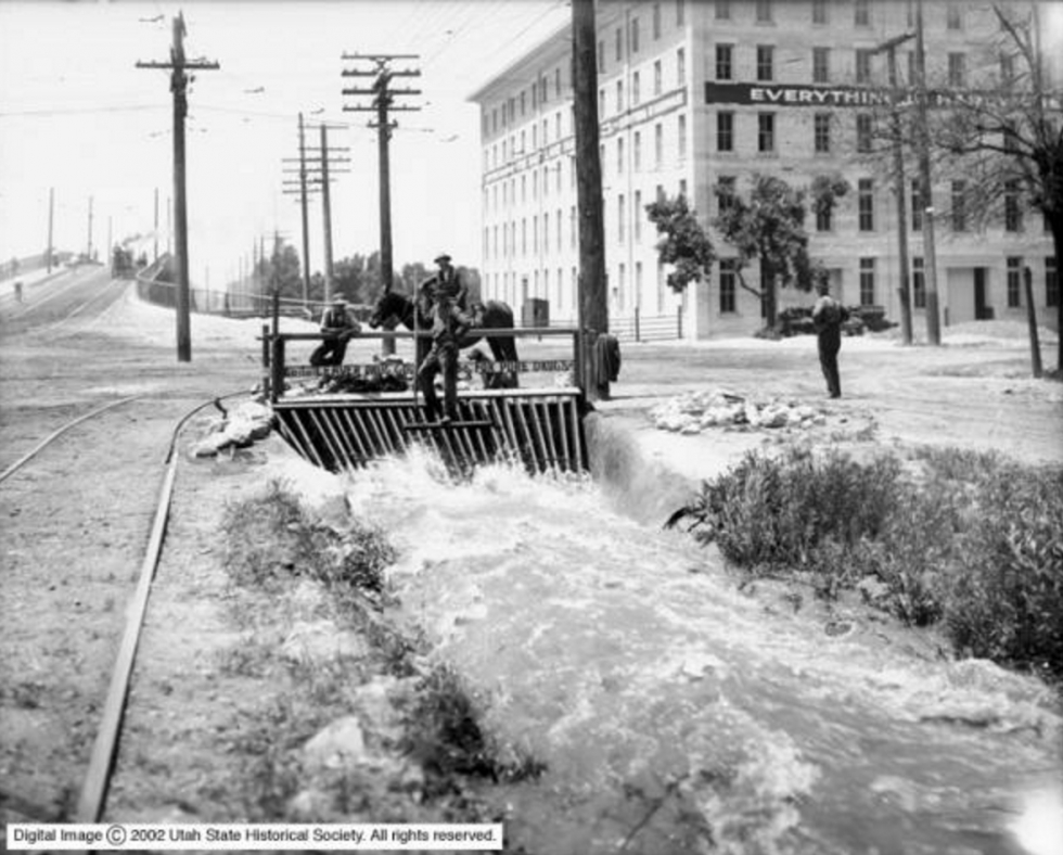 Could Salt Lake City become a River City?