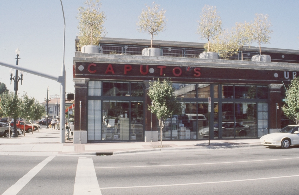Family-owned Caputo's Market & Deli famous for specialty foods, including chocolate