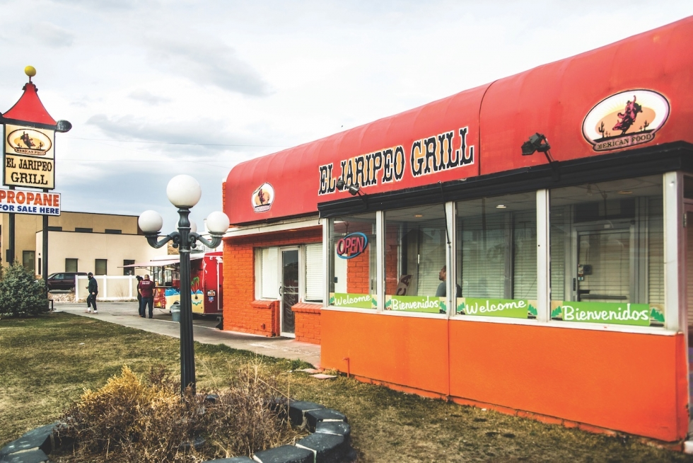 El Jaripeo's brick-and-mortar restaurant was forced to temporarily close during the pandemic. It remains closed to the public, but continues to serve as a prep kitchen in support of the company's food truck fleet.