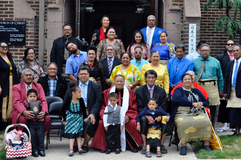 Tongan Methodist community retains culture through faith and language