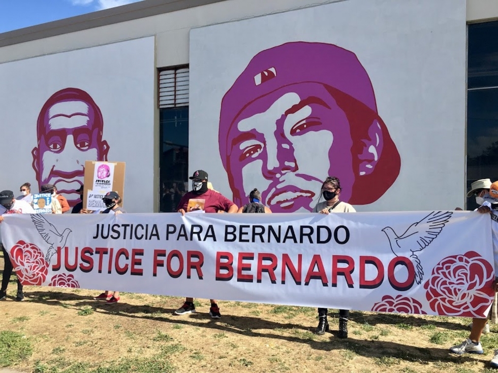 Killing of Bernardo Palacios-Carbajal sparked repeated protests and outpouring of support for his family