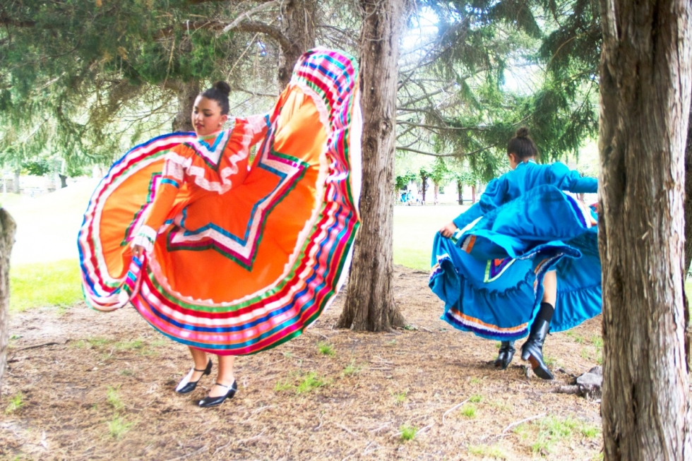 Local Mexican folk dance troupe seeks support for Cinco de Mayo celebration