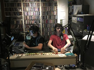 Youth radio program encourages teens to make their voices heard – 'Loud and Clear'